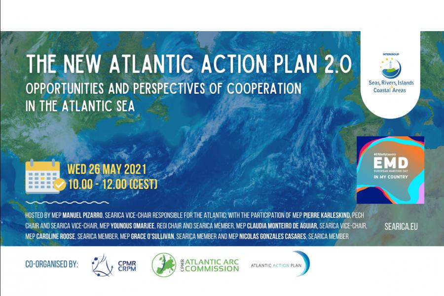 Bahía de Santander participa en el 2º Plan de Acción del Arco Atlántico